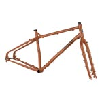 Surly - Bikes/frames: Surly Ecr 27+ F/set Sm Brn - Click For More Info