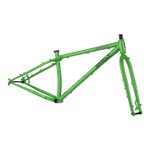 Surly - Bikes/frames: Surly I.c.truck F/set Sm Grn - Click For More Info