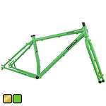 Surly - Bikes/frames: Surly K.monkey F/set Sm Grn - Click For More Info