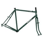 Surly - Bikes/frames: Surly Pack Rat F/set 26/38 Grn - Click For More Info