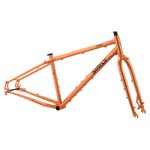 Surly - Bikes/frames: Surly Pugsley F/set Md Ora - Click For More Info
