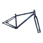 Surly - Bikes/frames: Surly Wednesday F/set Lg Blue - Click For More Info