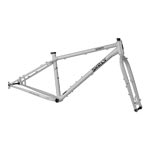 Surly - Bikes/frames: Surly Wednesday F/set Sm Gry - Click For More Info