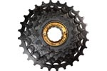 Sunrace: S-race 5sp F/wheel 14-28t Blk - Click For More Info