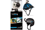 Gopro: Hd Hero 2 Outdoor Edition, Camera With Mount Kit And Accessories -  Click For More Info