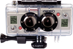 Gopro: Gopro 3d Hero System - Click For More Info
