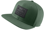 Nike: Nike Lock Up Grn Snap Back Cap - Click For More Info