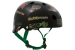 Slamm: Slamm Sticker S/m Helmet - Click For More Info