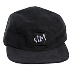 Demolition Bmx: Volume Camper Hat Black - Click For More Info