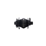 Sp Dynamo: Sp Dynohub Pd-7 Db 32h 12mm Blk - Click For More Info