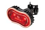 Sigma Sport: Sigma Stereo Rear Light Blk - Click For More Info