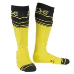 Tsg: Tsg Riot Socks Bk/yel 43-46(9+) - Click For More Info