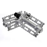 Genetic: Genetic Heritage Al Cage Pedals Sil - Click For More Info