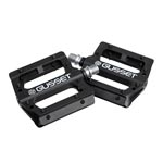 Gusset: Gusset Merge Nylon Pedals Blk - Click For More Info