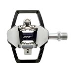 Ht Components: Ht Gt-1 Clip Pedals Sb Black - Click For More Info