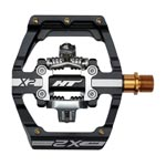 Ht Components: Ht X-2t Clip Pedals Ti Red - Click For More Info
