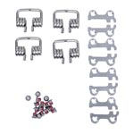 Ht Components: Ht Pedal Upgrade Kit T-1sx - Click For More Info