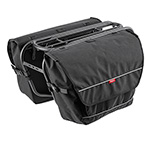 Benno Bikes: Benno Ultility Pannier Bag Blk - Click For More Info