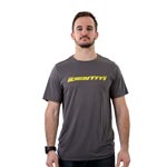 Identiti: Identiti Riding Logo Tee Gry Xl - Click For More Info