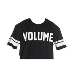Volume Bmx: Volume Rugby Jrsy Tee Xl Blk - Click For More Info
