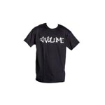 Volume Bmx: Volume Logo Tee Md Blk - Click For More Info
