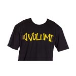 Volume Bmx: Volume Script Tee Md Blk - Click For More Info