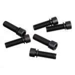 Demolition Bmx: Demolition Stem Bolt Kit Bk - Click For More Info