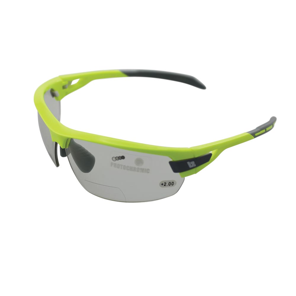 Corrective Sports Glasses With a Reading Segment For Men and Women 2.5 Rapid Eyewear BIFOCAL READY POLARIZED SUNGLASSES