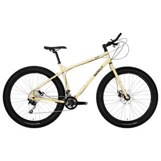 Surly - Bikes/frames: Surly Ecr 27+ Bike Md Beige