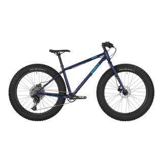 Surly - Bikes/frames: Surly Wednesday 11s Bike Xs Blu