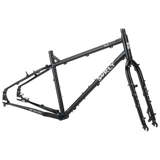 Surly - Bikes/frames: Surly Troll 145 F/set Lg Blk