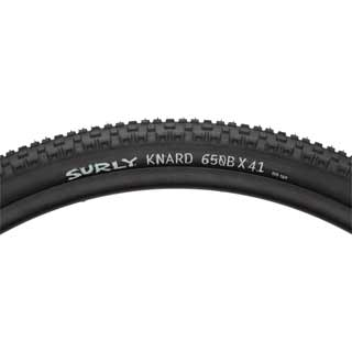 Surly - Parts: Surly 33tp Knard Tyre 650x41 Wire