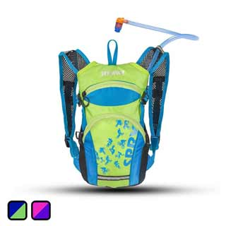 Source Outdoor: Source Spry 1.5l Hyd Pack L.bu/gn