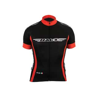 Halo: Halo Logo Jersey Ss Md Blk