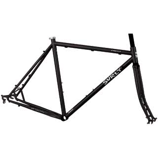 Surly - Bikes/frames: Surly Straggler F/set 54 Blk