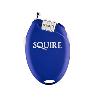Squire: Squire Retrac 2 Combi Cable Lock
