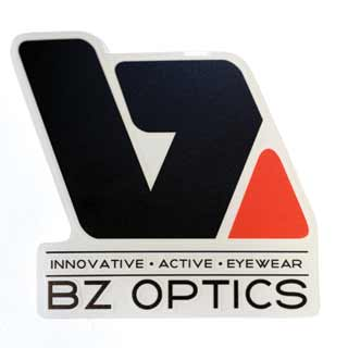 Bz Optics: Bz Optic Logo Decal