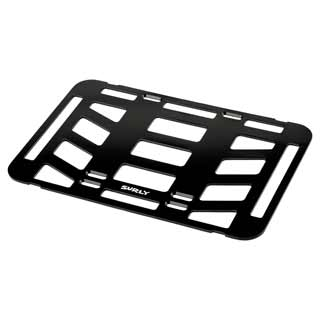 Surly - Parts: Surly Tv Tray Rack Platform Bk