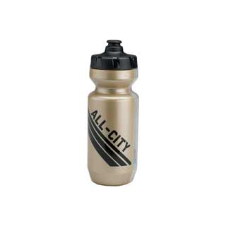All-city - Parts: Ac Mpls W/bottle 22oz Gold