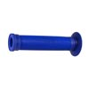image of Blue - Longneck ST, Mushroom ribbed, Open Ended inc. plugs