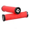 image of ODI Elite Flow Grips in red