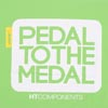 image of HT Pedal to the medal shirt - green