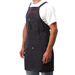 Cyclo: Cyclo Workshop Apron Blk - Click For More Info