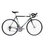 Light Blue Sport: Lb St Johns 105 11s Bike 62cm Grn - Click For More Info