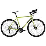 Surly - Bikes/frames: Surly Disc Trk 3x9 Bike 26w42 Grn - Click For More Info