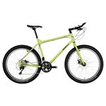 Surly - Bikes/frames: Surly Troll 145 Bike Sm Grn - Click For More Info