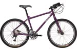 "Surly - Bikes/frames: Surly Troll 26w Bike 20"" Pur - Click For More Info"