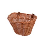 "Passport: P.port Wicker Basket 'd' 15"" - Click For More Info"