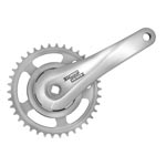 Sturmey Archer: Sa Fcs608 Ss Crank 38t Sil - Click For More Info