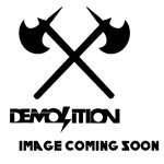 Demolition Bmx: Demolition Logo Zip Hoody Lg Blk - Click For More Info